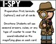I-Spy Digraphs