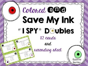 """I Spy"" Doubles"
