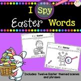 I Spy - Easter Words