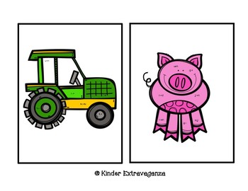 I Spy! Farm Theme