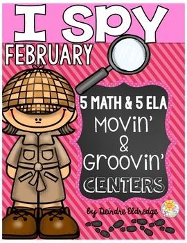 I Spy February