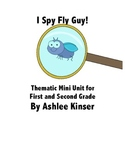 I Spy Flyguy Mini-Unit First and Second Grade