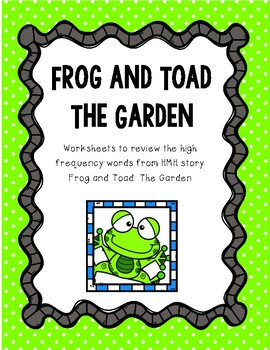 """I Spy - Frog and Toad Together """"The Garden"""""""