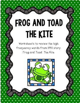 """I Spy - Frog and Toad Together """"The Kite"""""""