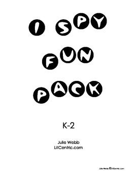I Spy Fun Pack