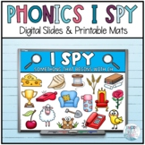 I Spy Games for Distance Learning or the Classroom | Zoom Game