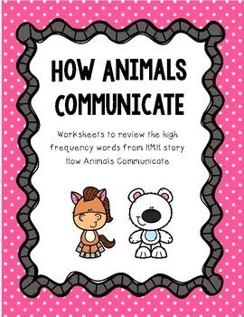 I Spy - How Animals Communicate