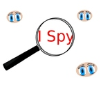 I Spy: Interactive Language PPT