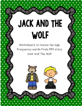 I Spy - Jack and the Wolf