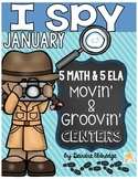 I Spy January