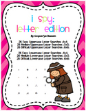 I Spy: Letter Edition BUNDLED