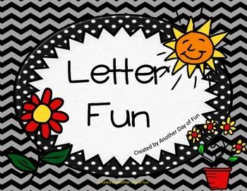 Letter Fun!