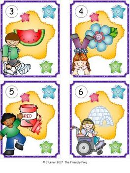 I-Spy Letters Matching Sounds (September Edition)