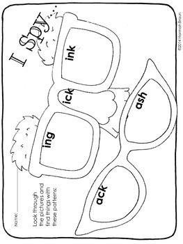 Phonics Literacy Center