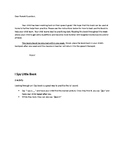 I Spy Little Book Speech & Fluency Activities
