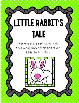 I Spy - Little Rabbit's Tale