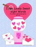 I Spy Lovely Sweet Sight Words 100