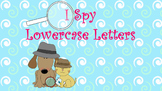 I Spy Lowercase Letters!