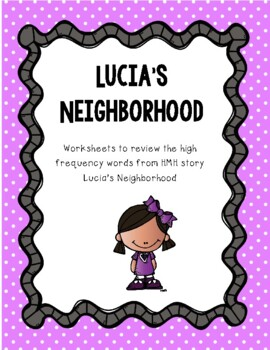 I Spy - Lucia's Neighborhood