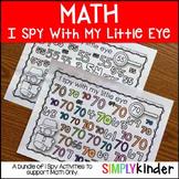 I Spy Math