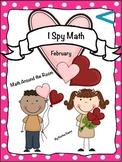 I Spy Math - February