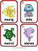 I-Spy Mirror Color Words (Summer Edition) Set 3