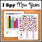 I Spy - New Years - FREE