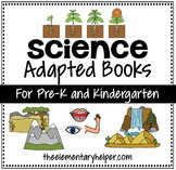 Science Adapted Book for Preschool and Kindergarten