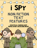 I Spy Non Fiction Text Features