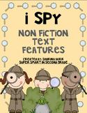 I Spy Non Fiction Text Features