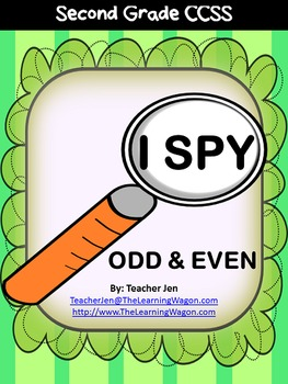 I Spy (Odd & Even)