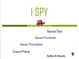 I Spy Place Value Rounding