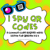 Math QR Code Activities