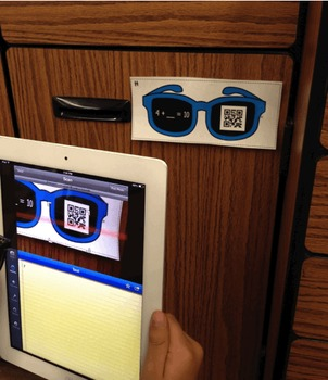 I Spy QR Codes: 8 CC Aligned Math Activities for 1st and 2nd Grade