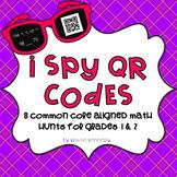 Math QR Code Activities
