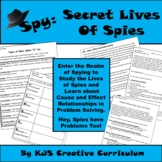 I Spy:  Secret Lives of Spies