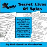 I Spy:  Secret Lives of Spies