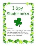I Spy Shamrocks (Sound Segmenting)