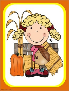 Look and Find Sight Words - Fall Edition