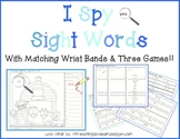 I Spy Sight Words (SPANISH & ENGLISH BUNDLE)