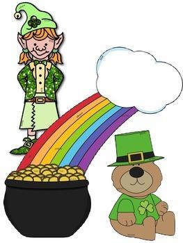 I See Tiny Sight Words St. Patrick's Day Edition