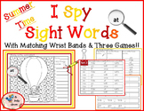 I Spy Sight Words