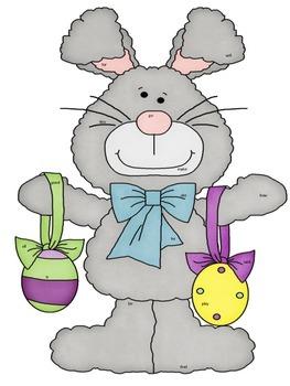 I See Tiny Sight Words (bunny)