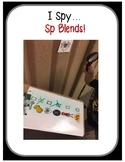 "I Spy ""Sp"" Blends!"