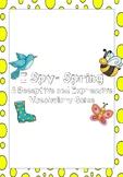 I Spy - Spring!