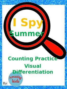 I Spy – Summer