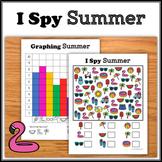I Spy - Summer