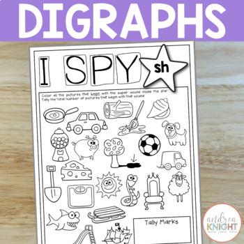 I Spy Super Sounds Supplemental