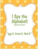 I Spy The Alphabet