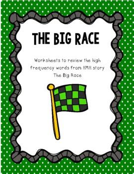 I Spy The Big Race